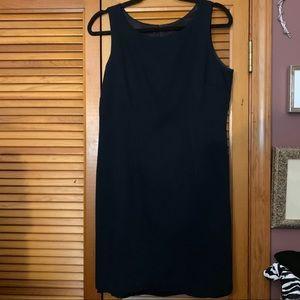 Rabbit Designs Navy Sheath Dress   12